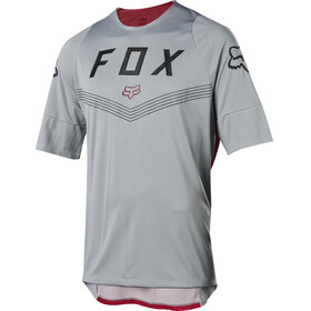 Fox Defend Fine Line SS Jersey Men steel gray